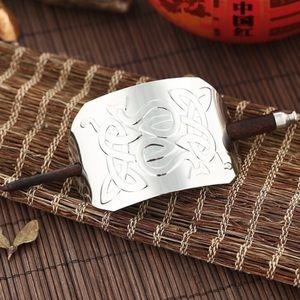 Accessories - LAST ONE!!!!!     Celtic trinity hair fastener